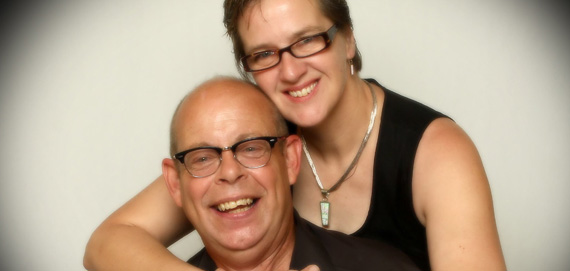 Wendy and I met on ChristianMingle in April of 2005. The year we met I had moved to Denver