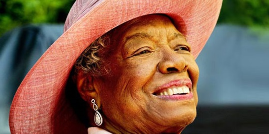 An Open Letter of Thanks to Dr. Maya Angelou