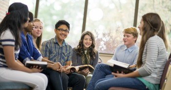 5 Simple Ways To Help Kids & Teens Grow In Faith
