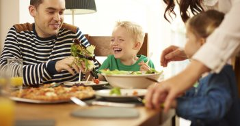 4 Recipes For Connecting With Your Kids At Family Dinners