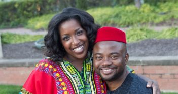 "Kellie & Kachi: "" I found myself falling deeply in love!"""