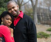 "Celeste & Brian: ""God managed to turn all of my nevers into forevers!"""