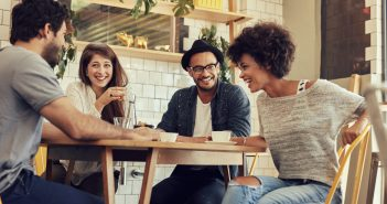 4 Ways To Build A Community Of Friends In A New Place