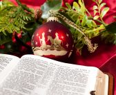 7 Christmas Bible Verses To Reflect On Over The Holidays