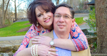 "Christy & Kent: ""I realized I could see us growing old together!"""