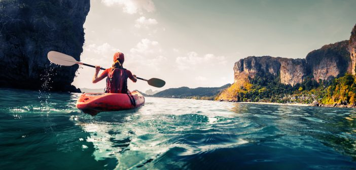 Getting Over A Breakup? Here's Why You Should Plan A Big Adventure