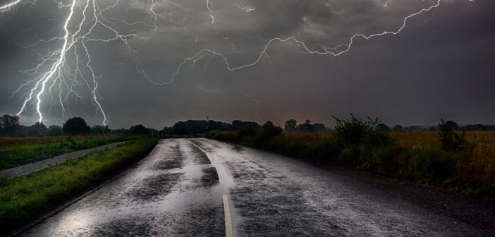 Faith In The Storm: A Little Perspective On Life's Challenging Moments