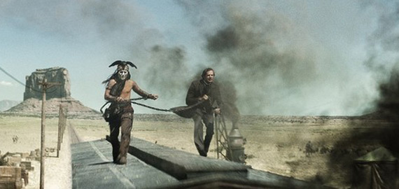 Johnny Depp's 'Lone Ranger' a Waste of Precious Downtime?