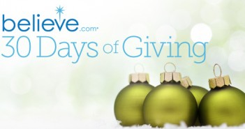 30 Days of Giving: Making Christmas Meaningful' Advent Calendar